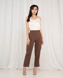 Camisole Lace Tanktop - White