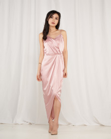 Emily Dress - Nudepink
