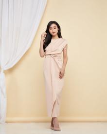 Brigitta Dress - Cream