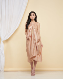 Wynn Multiway Dress - Gold