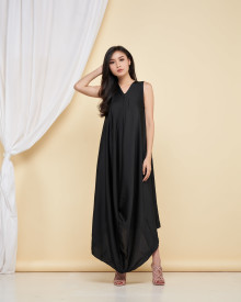 Wynn Multiway Dress - Black