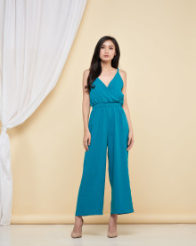 Esme Jumpsuit - Emerald