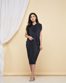 Eleanor Dress - Navy