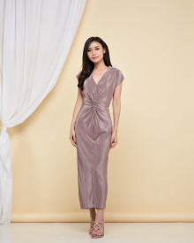 Loire Dress - Lavender