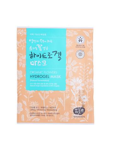 Whamisa Organic Flowers Hydrogel Sheet Mask image