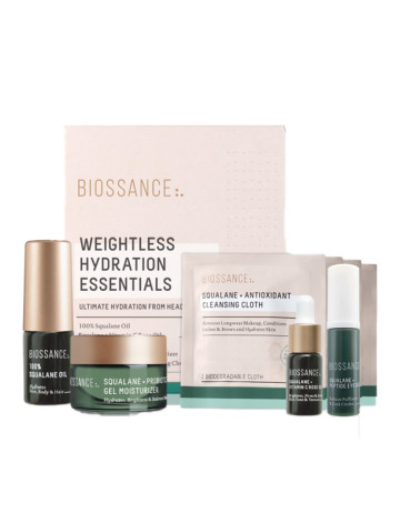 Biossance Weightless Hydration Essentials image