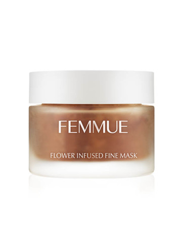 Femmue Flower Infused Fine Mask image