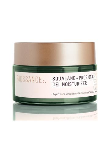 Biossance Squalane + Probiotic Gel Moisturizer 50ml image