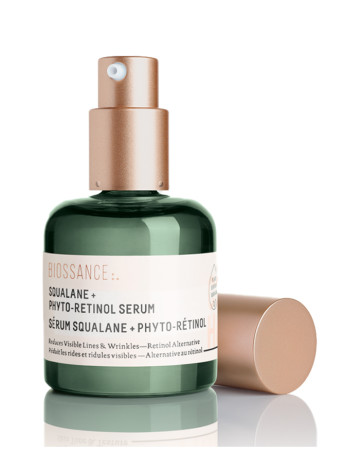 Biossance Squalane + Phyto-Retinol Serum image