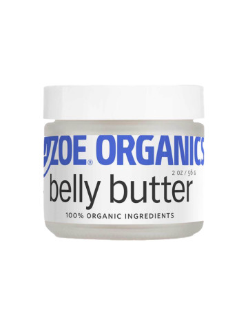 Zoe Organics Belly Butter image