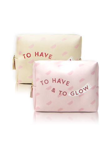 Hey Glow To Have and To Glow Pouch image