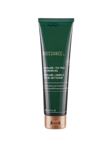 Biossance Squalane + Tea Tree Cleansing Gel image