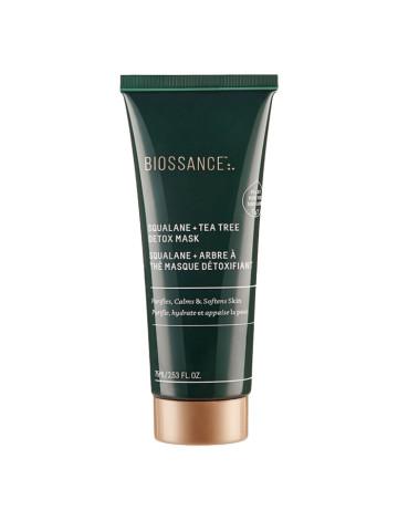 Biossance Squalane + Tea Tree Detox Mask image