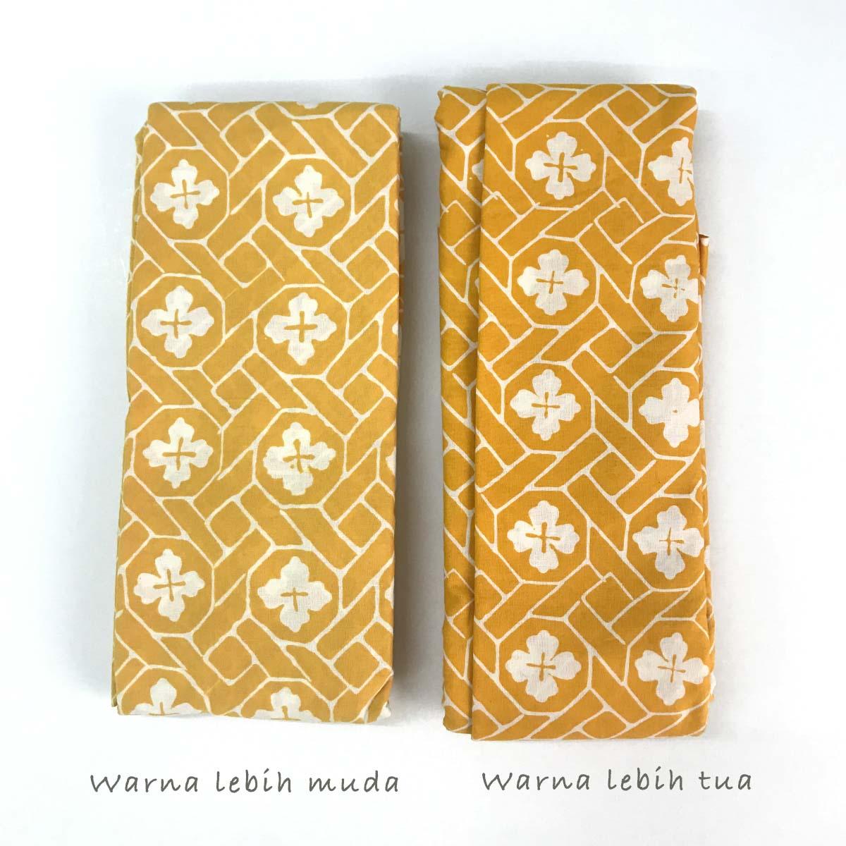 Batik Cap Compare