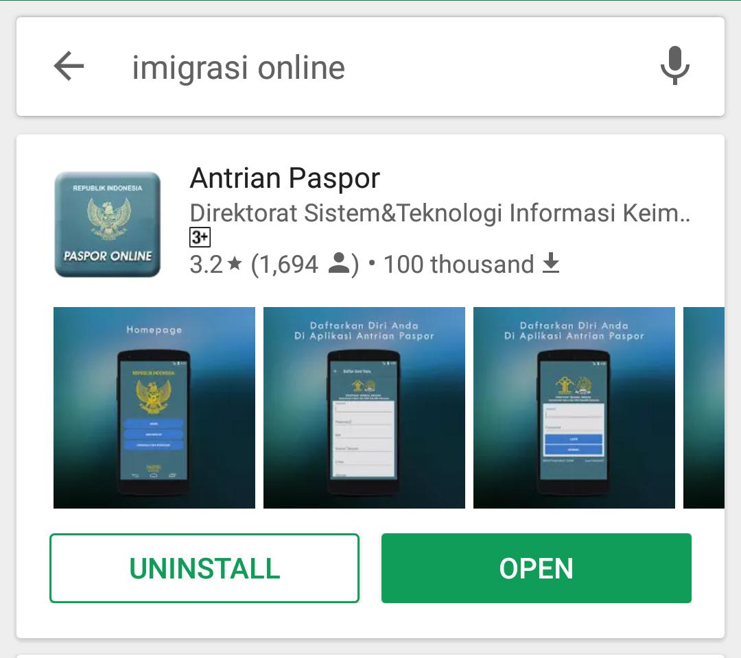 Imigrasi Online
