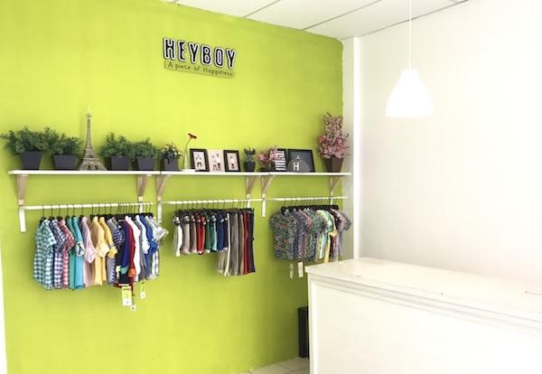 New HEYBOY HEYTIMMY Store
