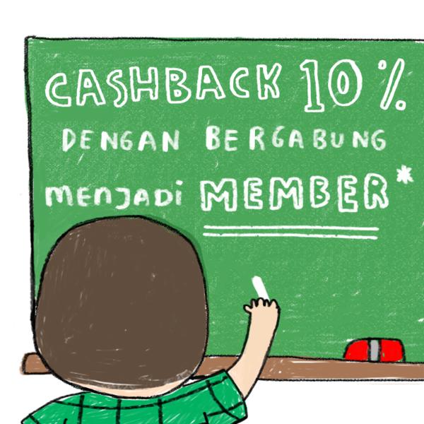 HEYBOY HEYTIMMY Cashback