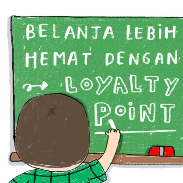 HEYBOY HEYTIMMY Loyalty Point