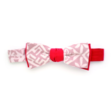 Bowtie CBB Cream Red