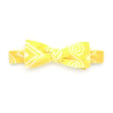 Bowtie Batik Yellow
