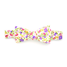 Bowtie Purple Flower