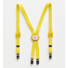Suspender Yellow Bear