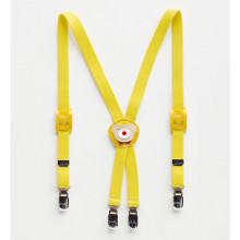 Suspender Yellow Bear
