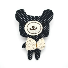 Bear Polkadot Pin