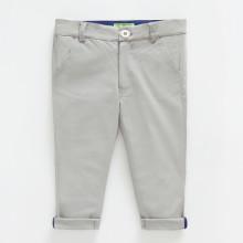 Elroy Grey Chino Pant