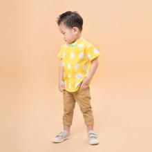 Jun Yellow Cheongsam