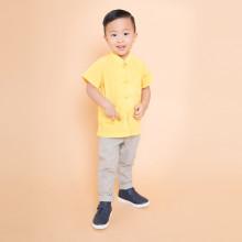 Jing Yellow Cheongsam