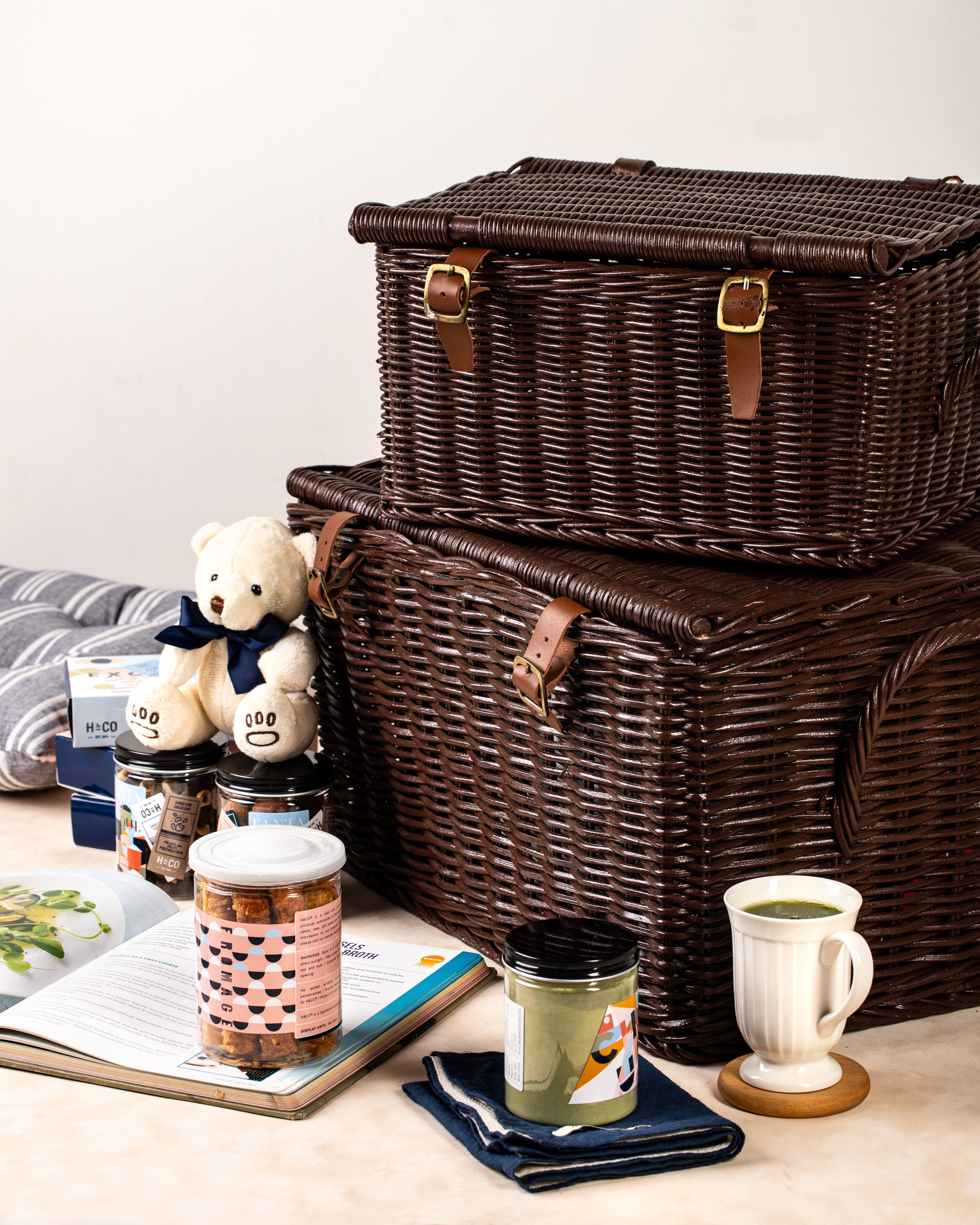 5 Creative Ways to Re-use Your H&CO Hamper Basket image