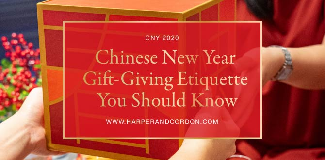 Blog: Greeting & Gifting with Harper & Cordon