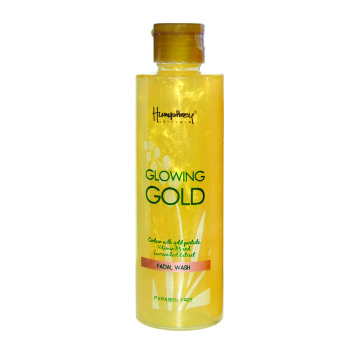 "Humphrey skin care Glowing Gold ""Anti Aging"" Face Wash 200ml"