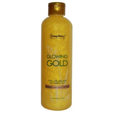 """Humphrey skin care Glowing Gold """"Anti Aging"""" Shampoo 250ml"""