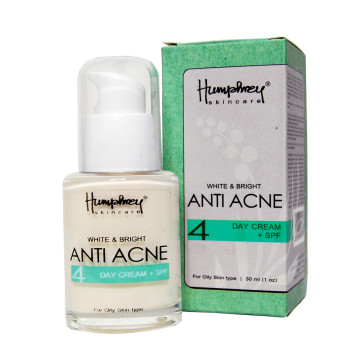 "CLEARENCE SALE | Humphrey skin care White & Bright ""Anti Acne"" Day Cream 30ml"