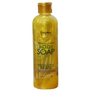 "CLEARANCE SALE ! Humphrey skin care Glowing Gold ""Anti Aging"" Body Wash 250ml"