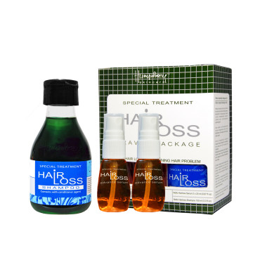 Hairloss Travel Package (Shampoo + Serum)