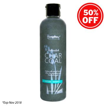 "Humphrey skin care Activated Charcoal ""Detox"" Natural Shampoo 250ml"