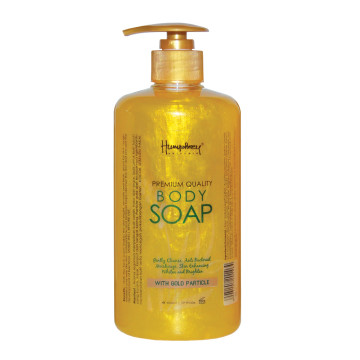 "Humphrey skin care Glowing Gold ""Anti Aging"" Body Wash 500ml"