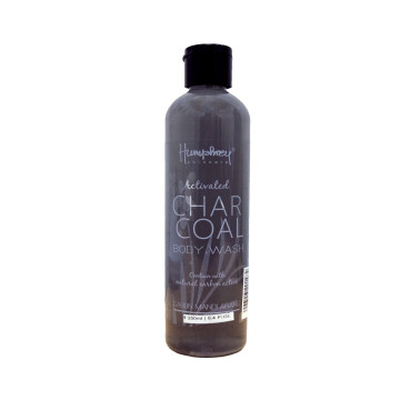 "Humphrey skin care Activated Charcoal ""Detox"" Body wash 250ml"