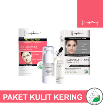 Paket Kulit Kering - Dry Tightening
