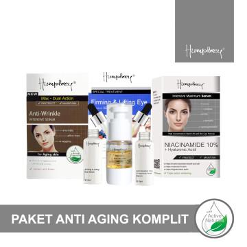 Paket Anti Aging Komplit - Kulit Menua