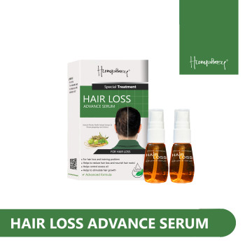 Humphrey skincare Hairloss Serum - advanced formula 20mlx2