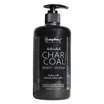 "CLEARANCE SALE!! Activated Charcoal ""Detox"" Body wash 500ml"