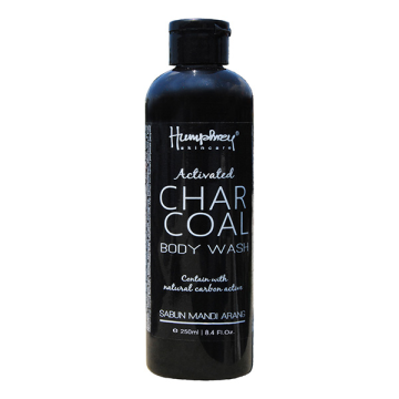 "CLEARANCE SALE! Activated Charcoal ""Detox"" Body wash 250ml"