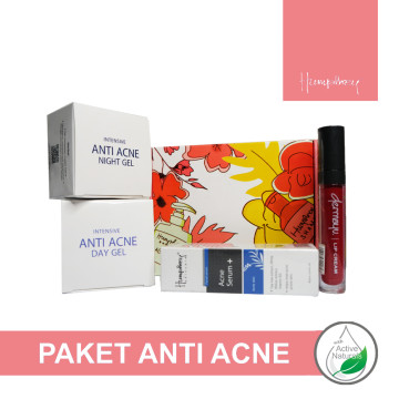 Humphrey Exclusive Anti Acne Package (Perawatan Jerawat)