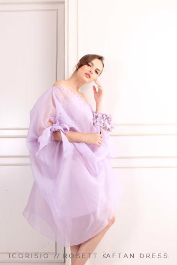 ROSETT KAFTAN DRESS image