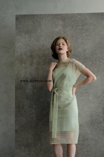 ELLIE DRESS - MINT image