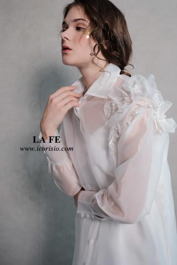 LA FE SHIRT DRESS image
